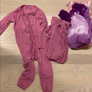 6-12 month girls sleepwear